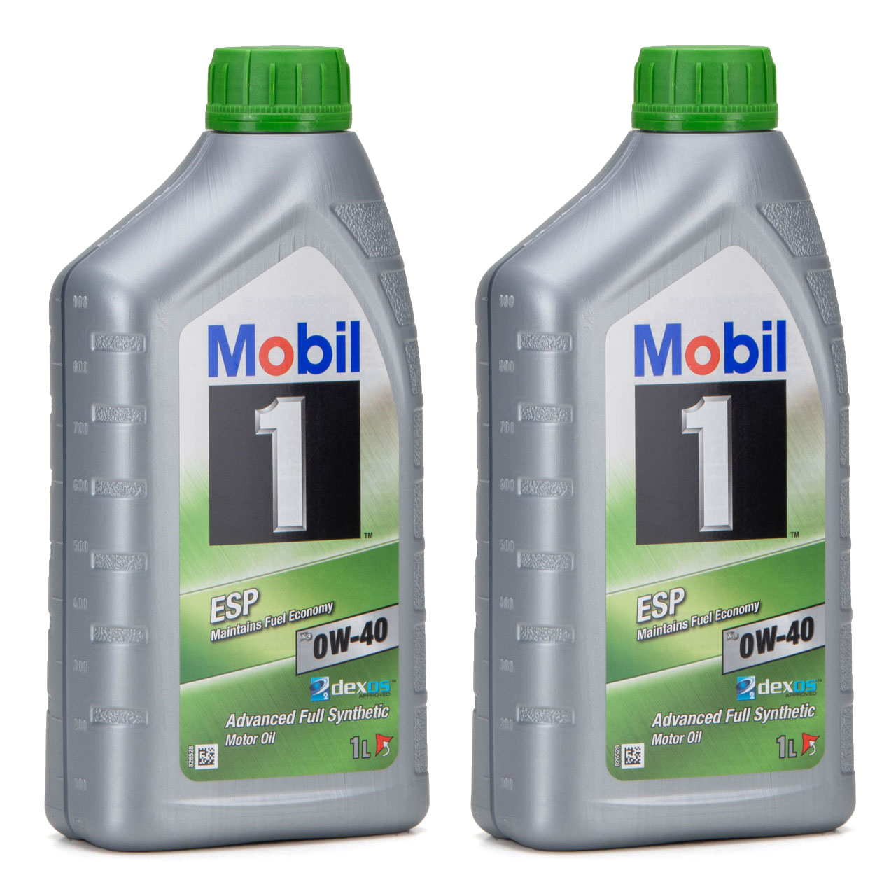 Mobil 1 ESP X3 C40 Motoröl Öl 0W-40 0W40 dexos2 PORSCHE C40 VW 511.00 - 2 Liter