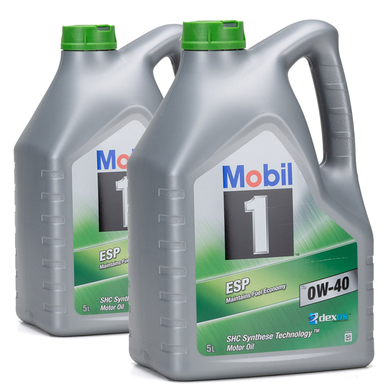 Mobil 1 ESP X3 C40 Motoröl Öl 0W-40 0W40 dexos2 PORSCHE C40 VW 511.00 - 10 Liter