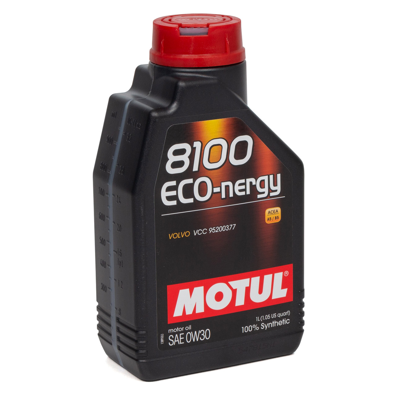 MOTUL 8100 ECO-nergy Motoröl Öl 0W30 ACEA A5/B5 VOLVO VCC95200377 - 6L 6 Liter
