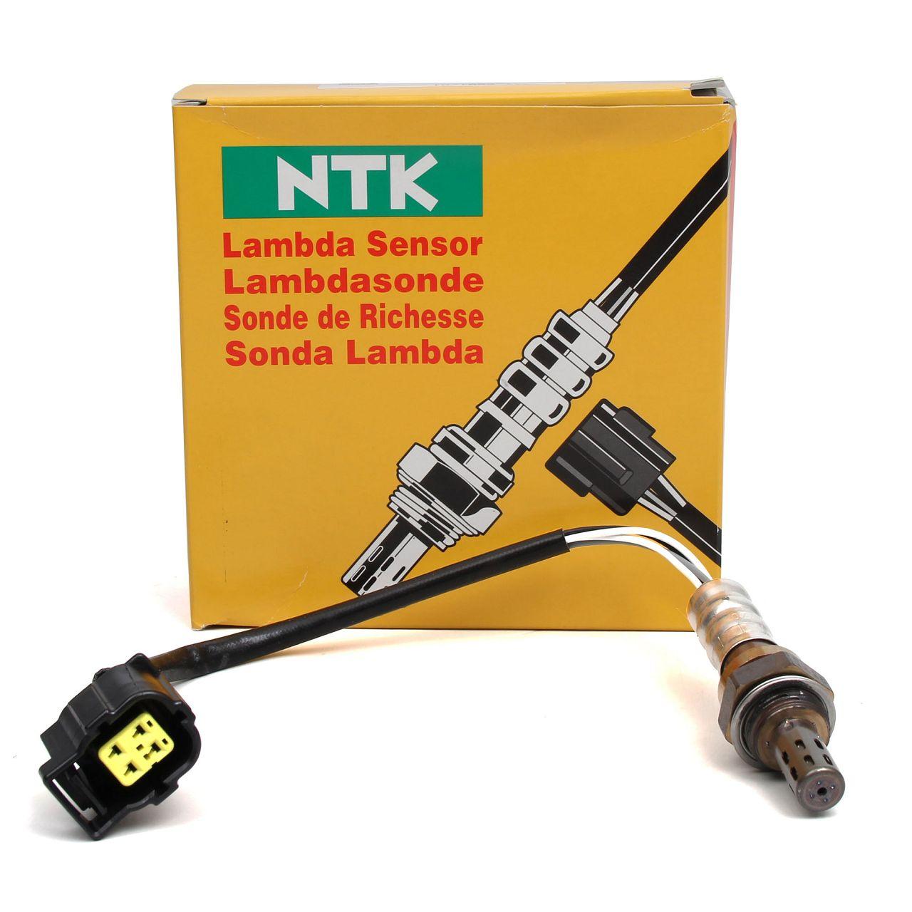 NGK 1709 Lambdasonde Regelsonde VOR Kat für SMART FORTWO (451) 1.0 61/71/84 PS