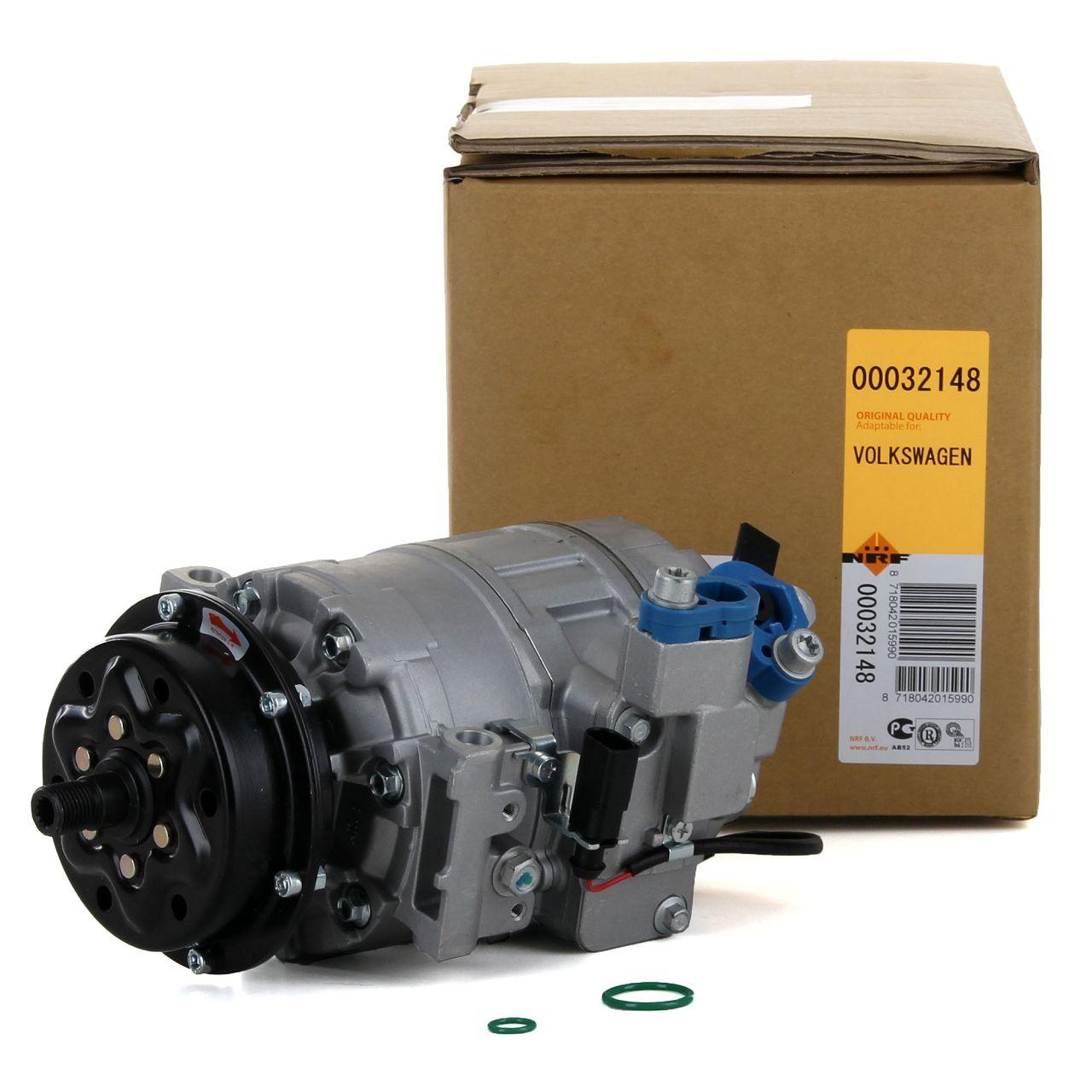 NRF 32148 Kompressor Klimaanlage EASY FIT für VW PHAETON T5 TOUAREG (7L) 2.5 TDI