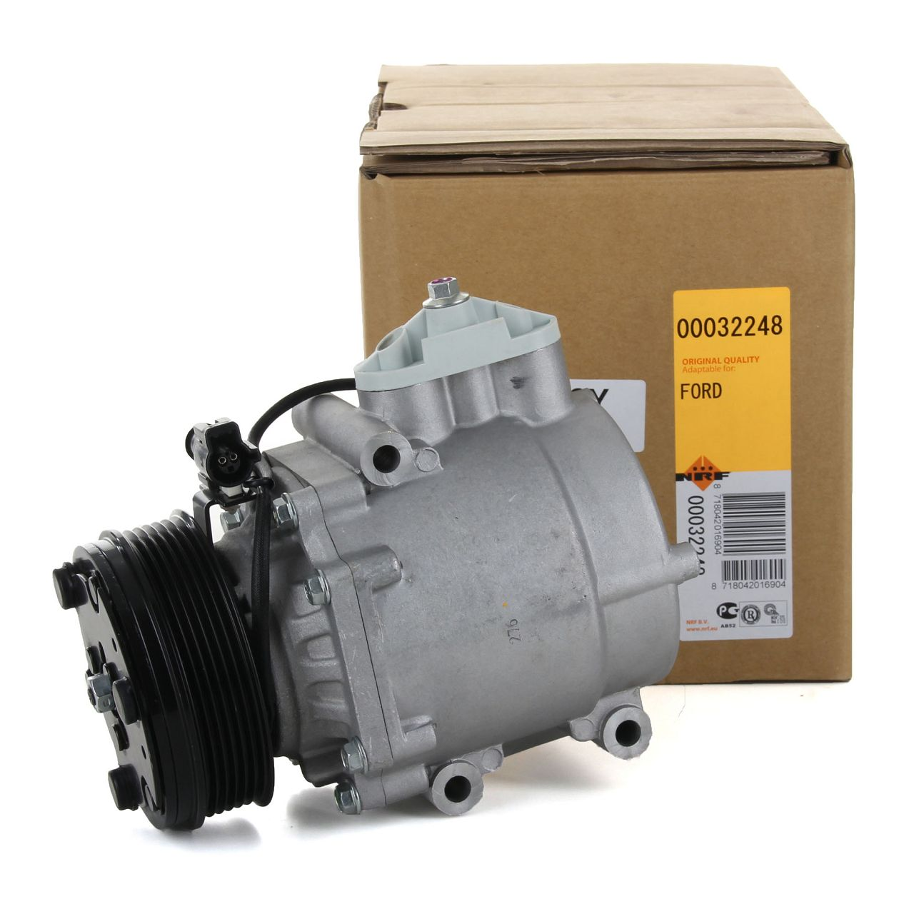 NRF 32248 Kompressor Klimaanlage EASY FIT für FORD COUGAR MONDEO II III 2.5 3.0