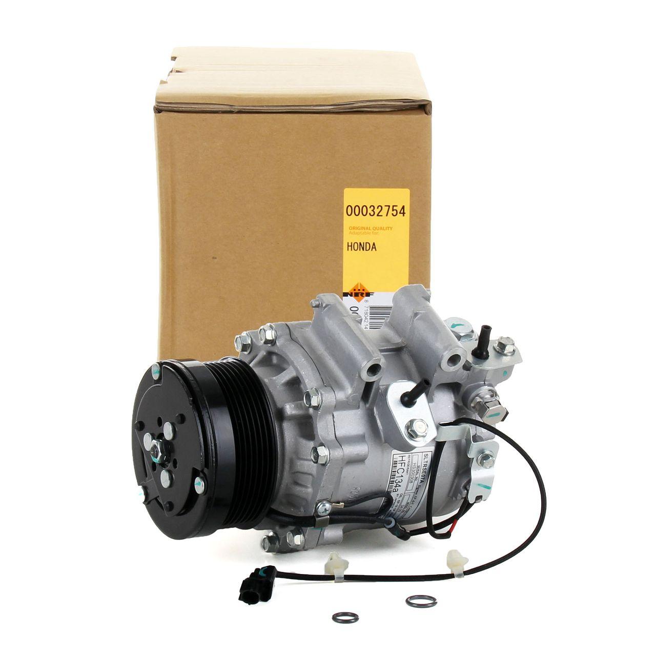 NRF 32754 Kompressor Klimaanlage EASY FIT für HONDA CIVIC VIII + FR-V (BE) 1.8