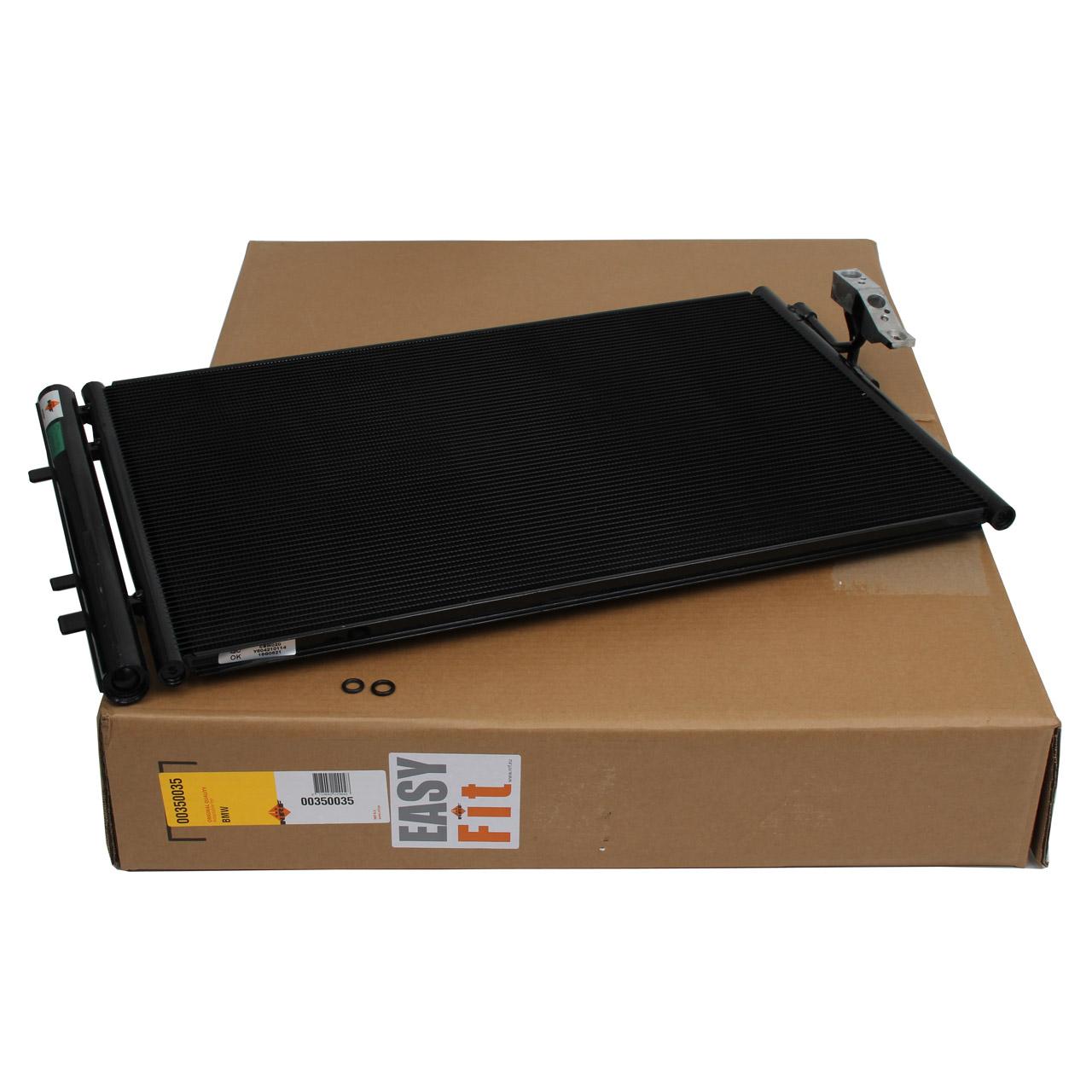 NRF 350035 Kondensator Klima EASY FIT BMW X3 F25 xDrive 28i 258 PS N52 64539216144