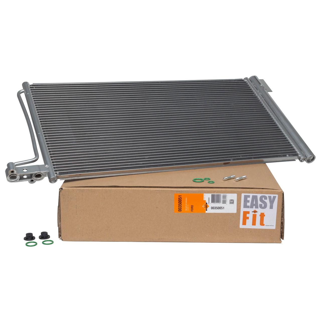 NRF 350051 EASY FIT Kondensator Klimaanlage FORD C-Max 2 1.6 Focus 3 MK3 1.6 1.8 1684204