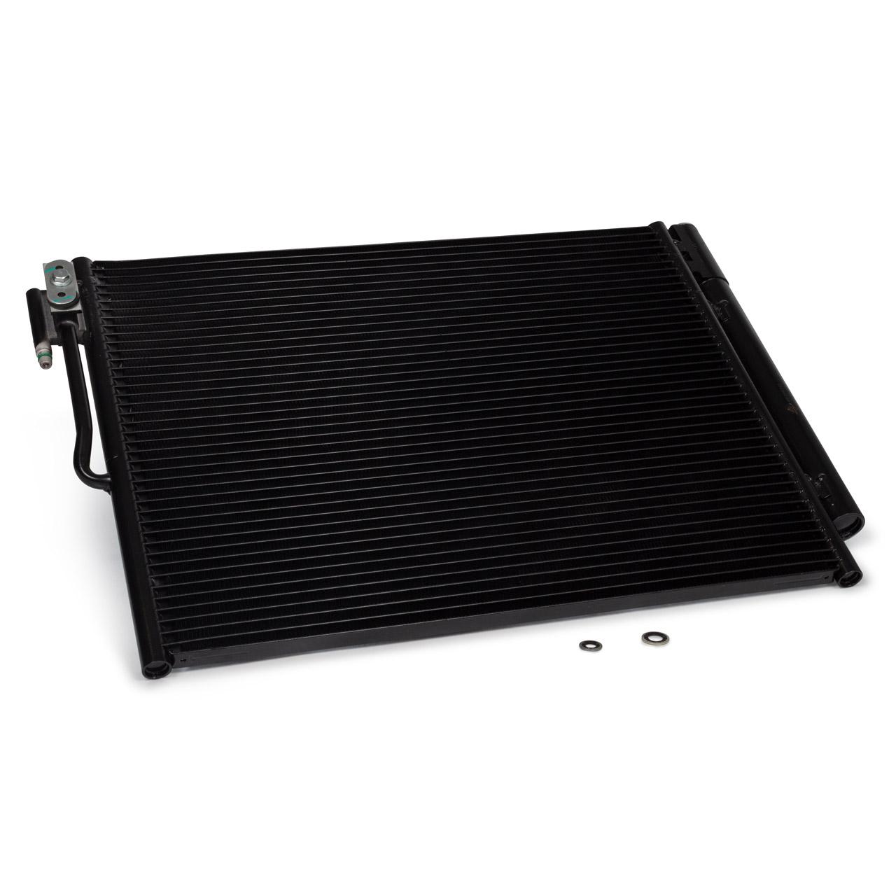 NRF 350053 Kondensator Klimaanlage EASY FIT für OPEL Meriva B 1.3/1.7 CDTI 1.4 / LPG