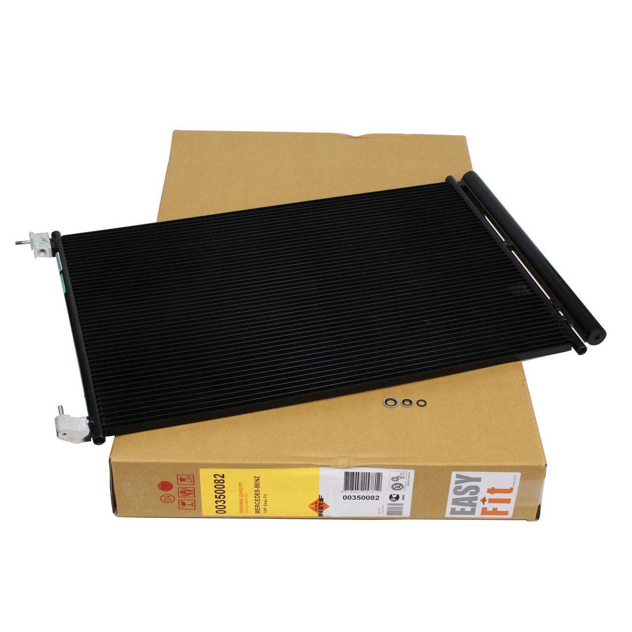 NRF 350082 Kondensator EASY FIT MERCEDES W205 S205 W213 S213 C217 W447 GLC X253 0995000454