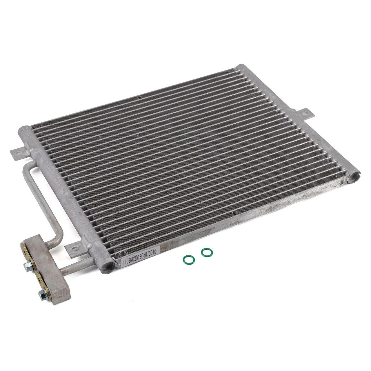 NRF 35307 Kondensator Klimakondensator EASY FIT PORSCHE 911 996 Boxster 986 99657311100