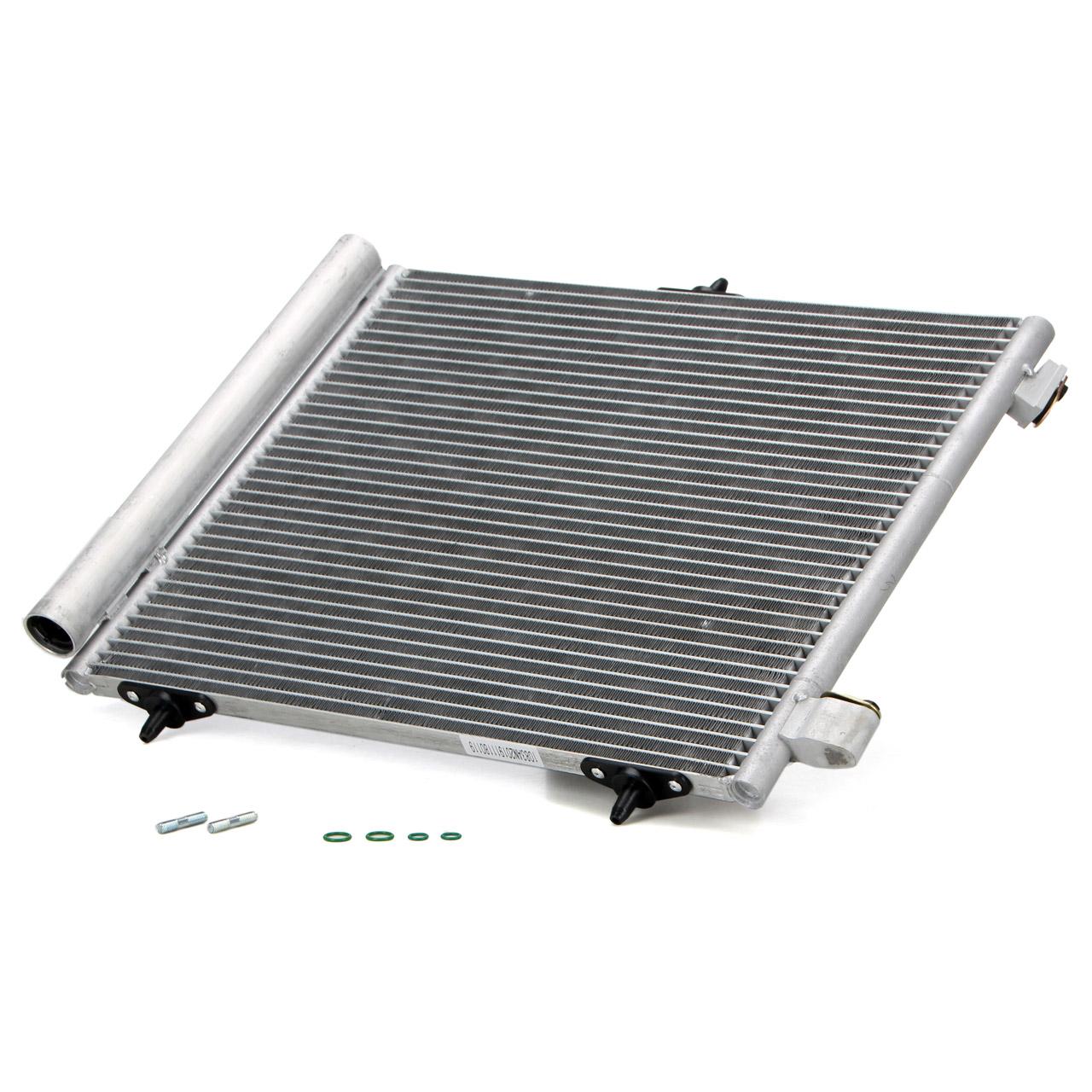 NRF 35405 EASY FIT Kondensator Klima PEUGEOT 207 208 1007 2008 CITROEN C2 C3 1 2 3 C4 DS3