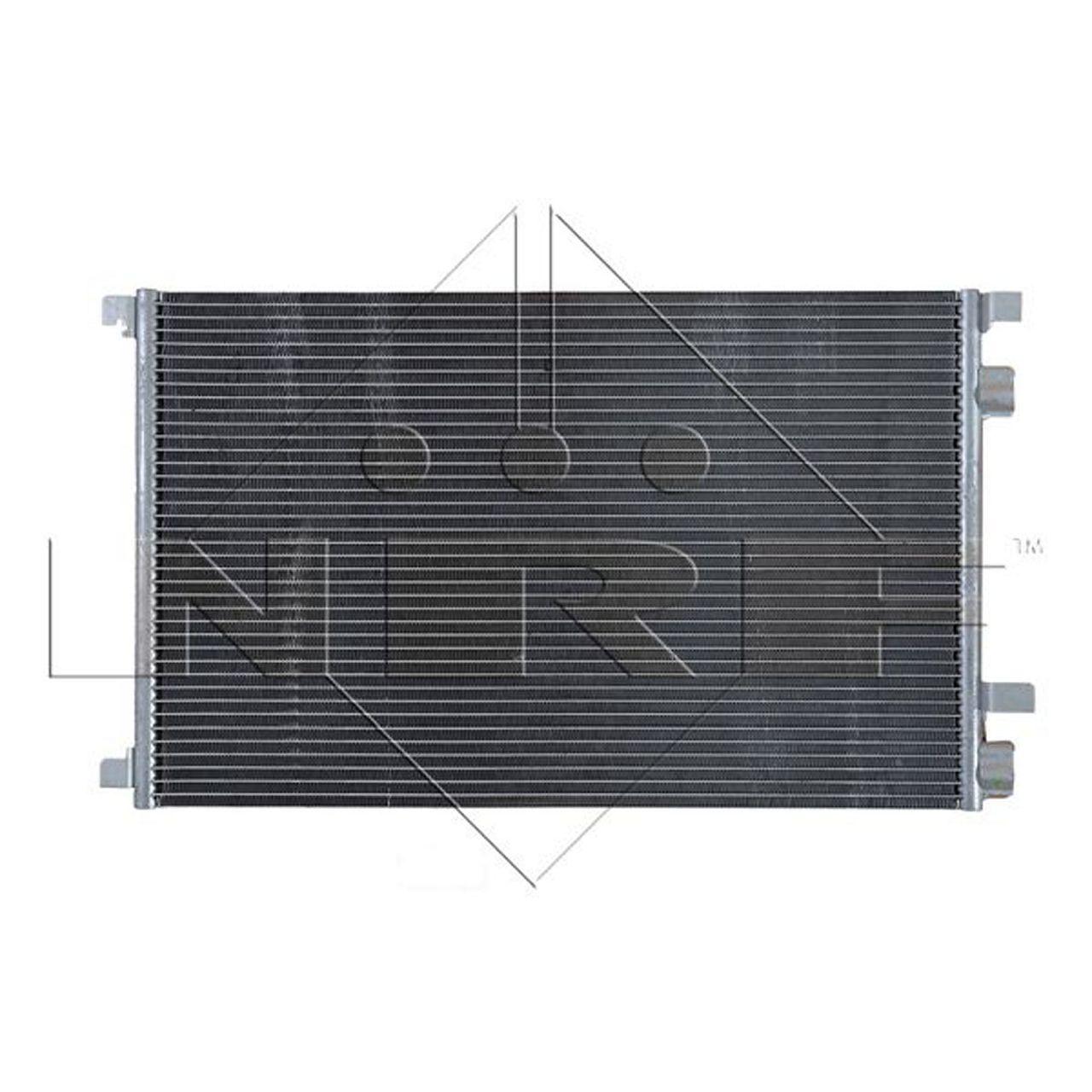 NRF 35449 EASY FIT Kondensator RENAULT Megane 2 Scenic 2 1.4-2.0 1.5d-1.9d 8200115543