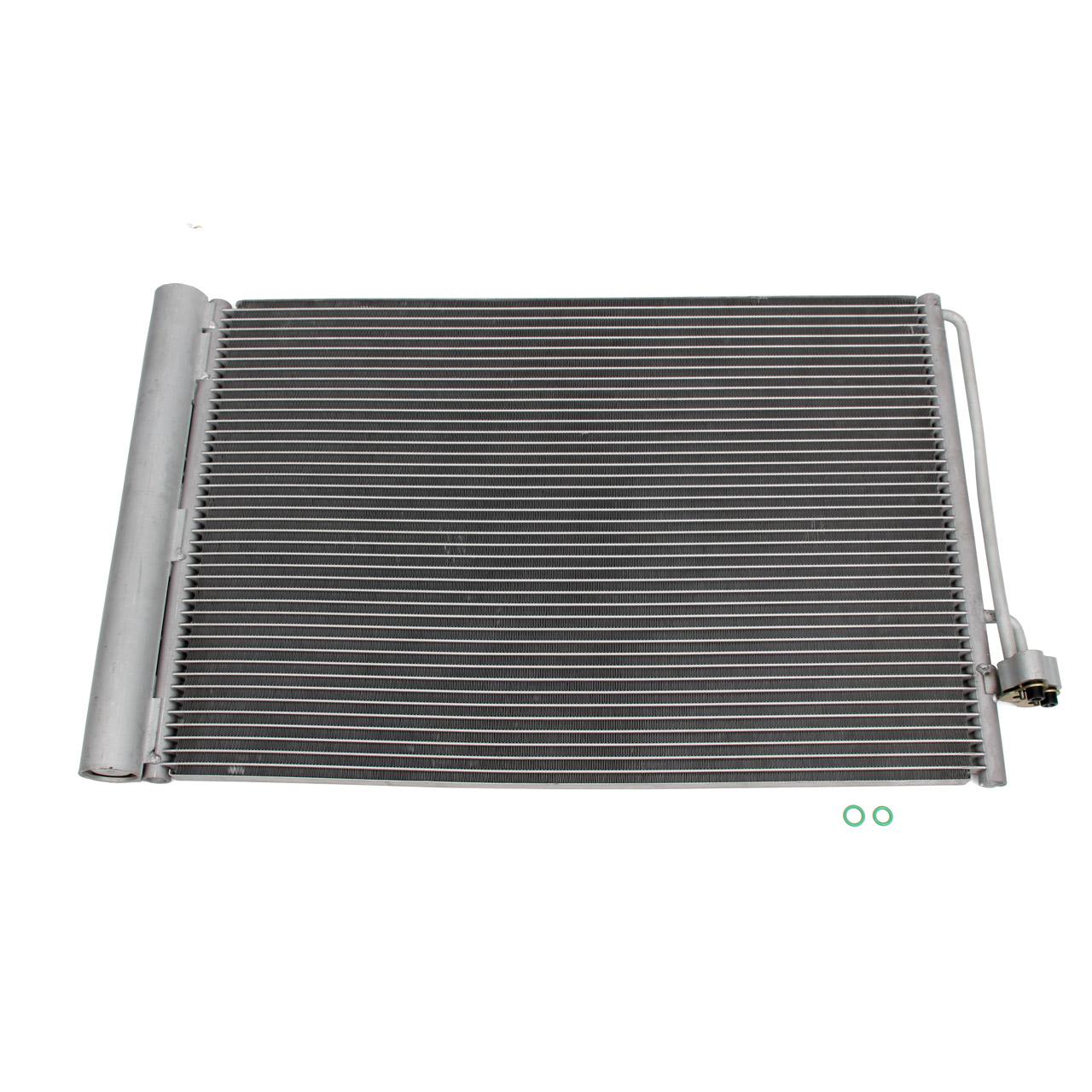 NRF 35537 Kondensator EASY FIT BMW 5er E60 E61 6er E63 E64 7er E65 Benzin 64502282939