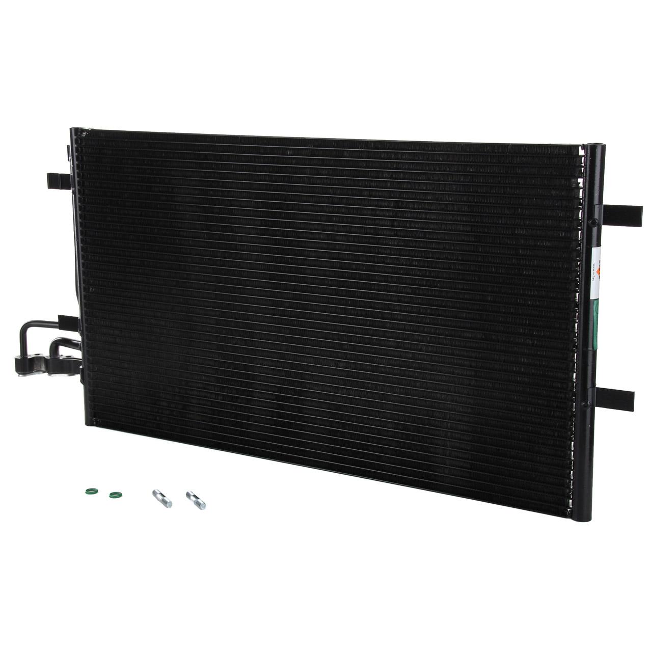 NRF 35551 Kondensator Klimakondensator EASY FIT FORD C-Max DM2 Focus 2 MK2 1234248