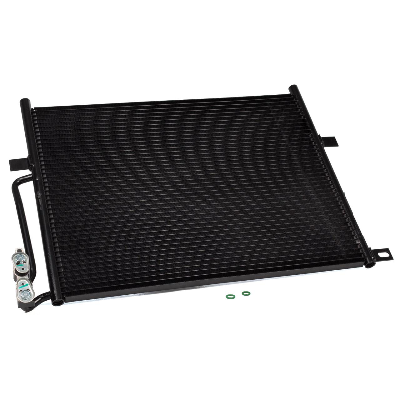 NRF 35589 EASY FIT Kondensator Klima BMW E46 316i-330i Z4 E85 E86 2.0i-3.0i 64536914033