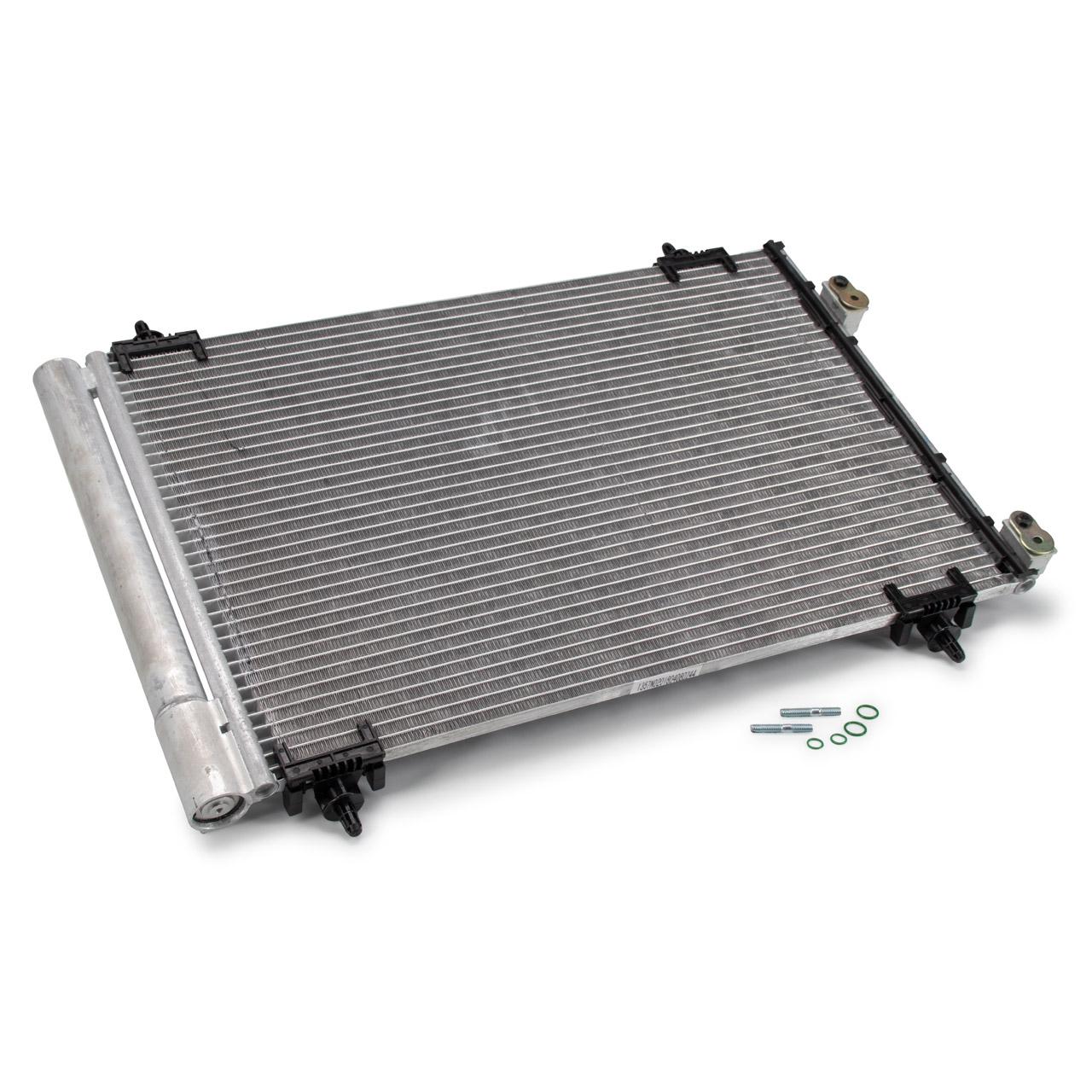 NRF 35610 Kondensator Klima EASY FIT PEUGEOT 307 308 1 RCZ 3008 CITROEN C4 1 2 Berlingo B9