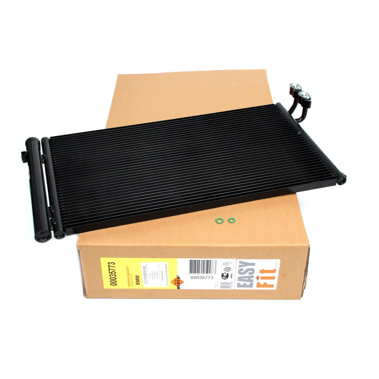 NRF 35773 Kondensator EASY FIT BMW 1er E81 E87 3er E90 E91 E92 X1 E84 Z4 E89 64509169789
