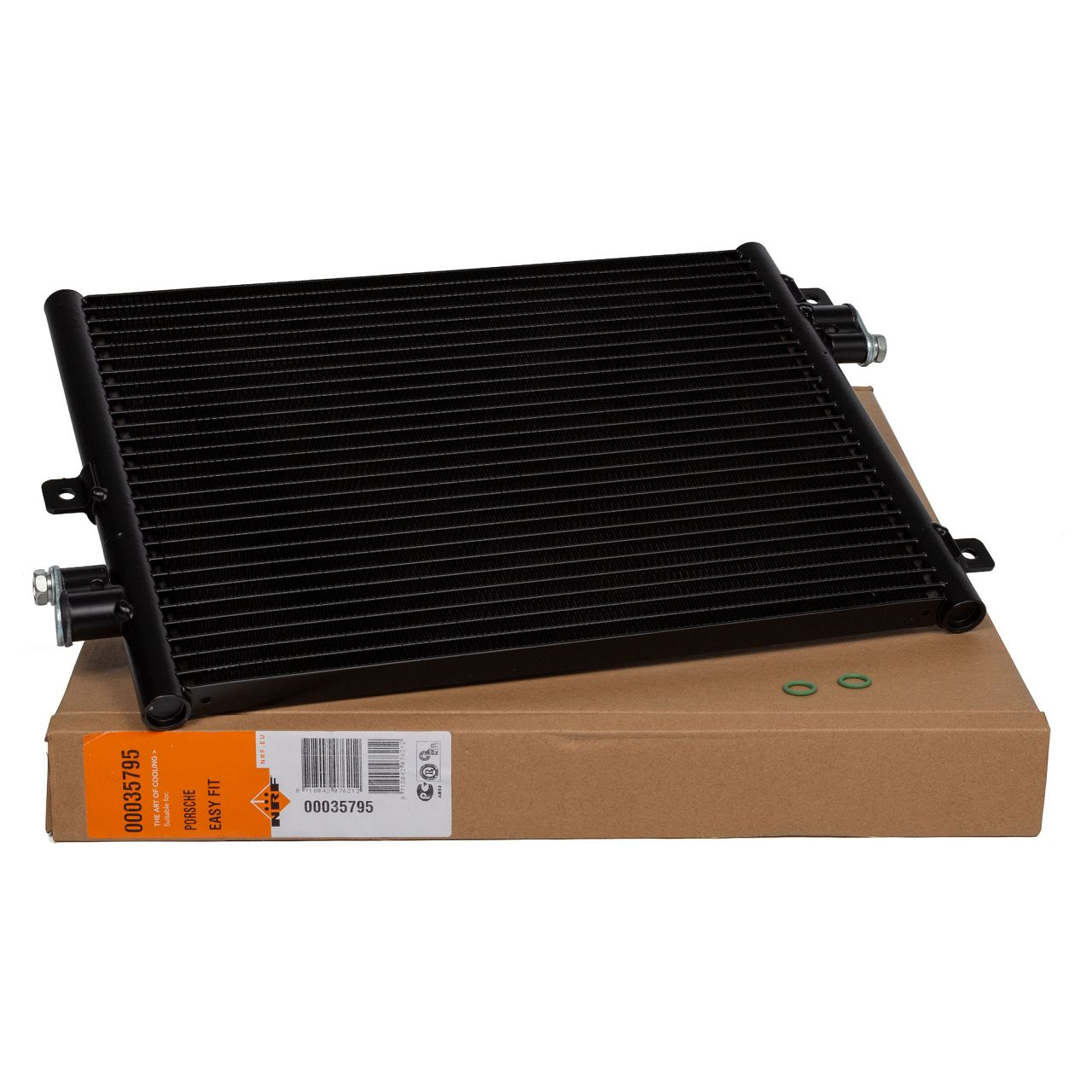NRF 35795 Klimakondensator EASY FIT PORSCHE 911 996 997 Boxster 986 Cayman 987 99657311102