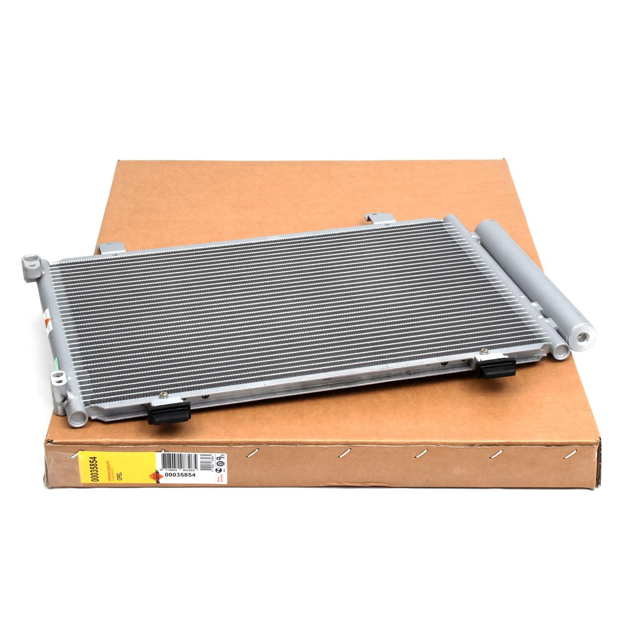 NRF 35854 Kondensator Klimakondensator EASY FIT OPEL Agila B H08 SUZUKI Splash EX 1.0 1.2