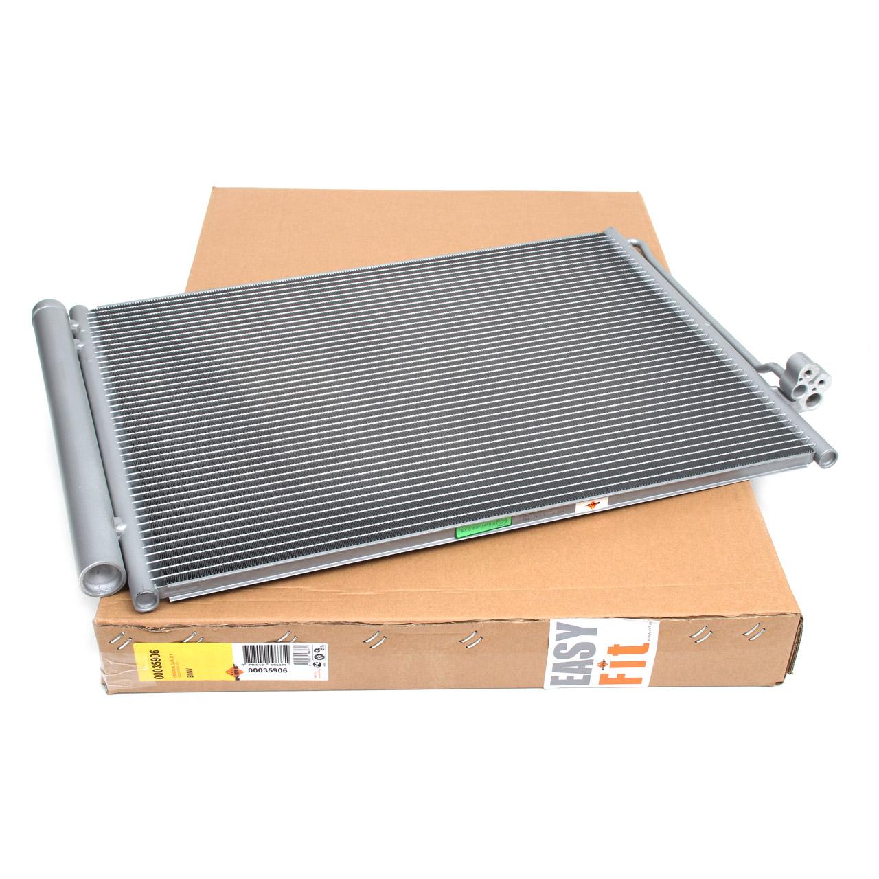 NRF 35906 Kondensator Klima EASY FIT BMW X5 E70 F15 F85 X6 E71 E72 F16 F86 64509239992