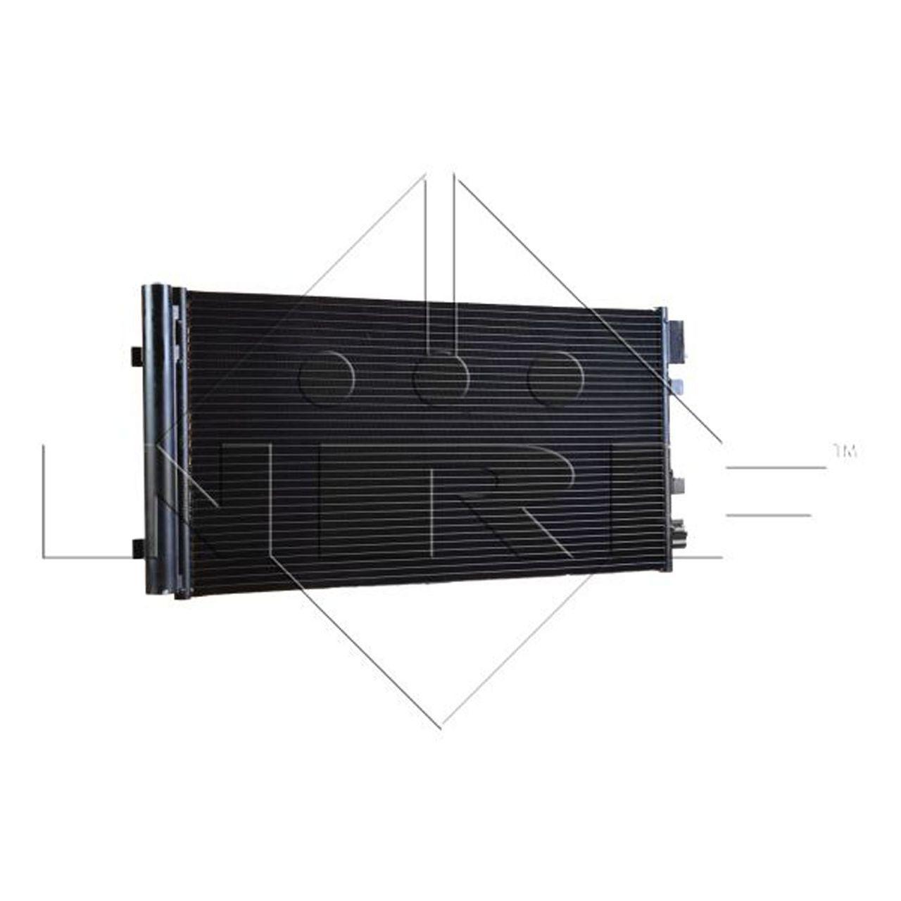 NRF 35938 EASY FIT Kondensator RENAULT Megane 3 Scenic 3 1.2-2.0 1.5-2.0 dCi Fluence L3
