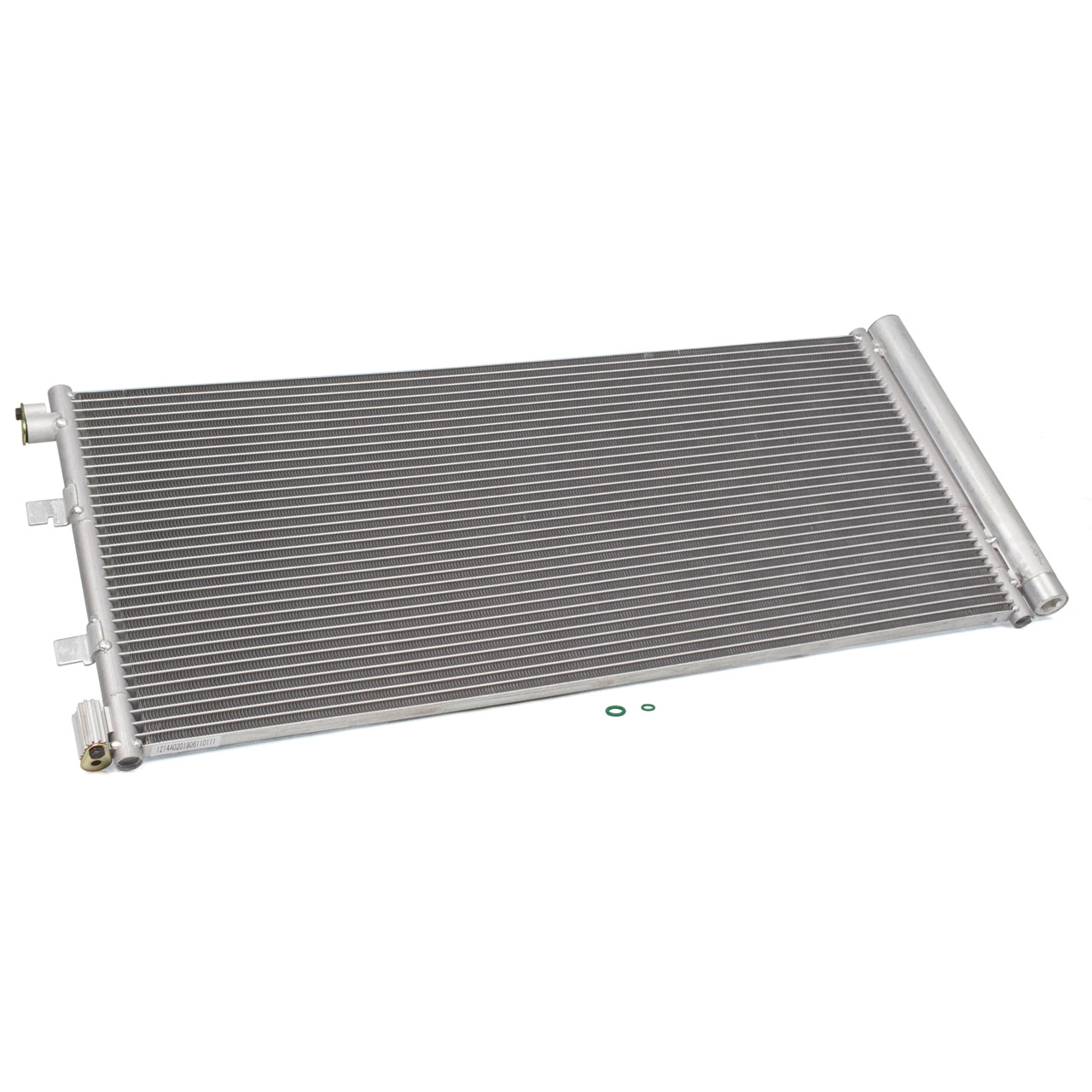NRF 35972 EASY FIT Kondensator OPEL Movano B X62 RENAULT Master 3 2.3 Diesel NISSAN NV400