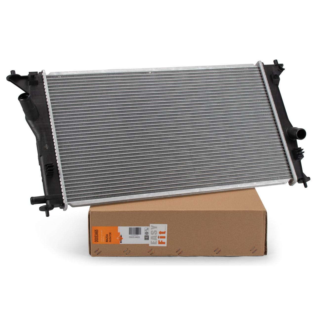 NRF 53465 Kühler Motorkühler EASY FIT MAZDA 5 (CR19) 1.8 2.0 2.0 CD LFB715200A