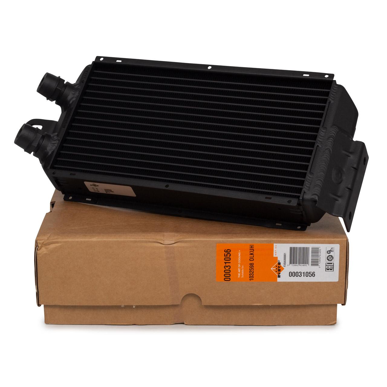 NRF Ölkühler Motorölkühler PORSCHE 911 3.0-3.3 SC Carrera / Turbo 93020705304