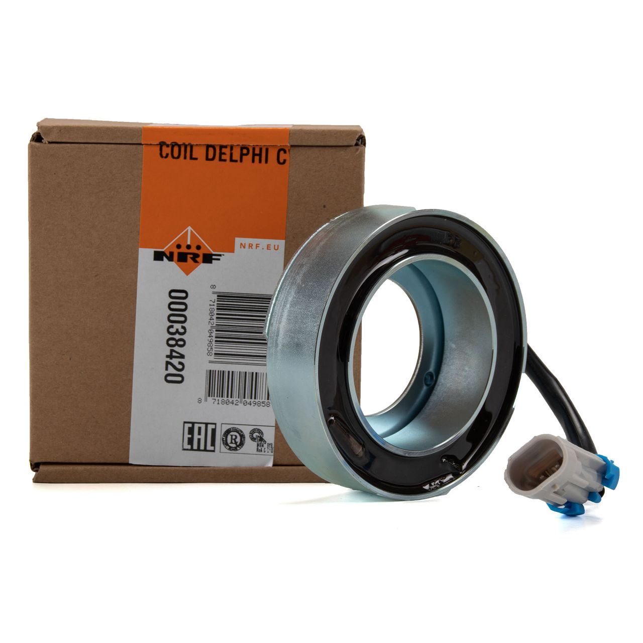 NRF Magnetspule Magnetkupplung Spule für Delphi Kompressor OPEL Astra G H Combo Zafira A B