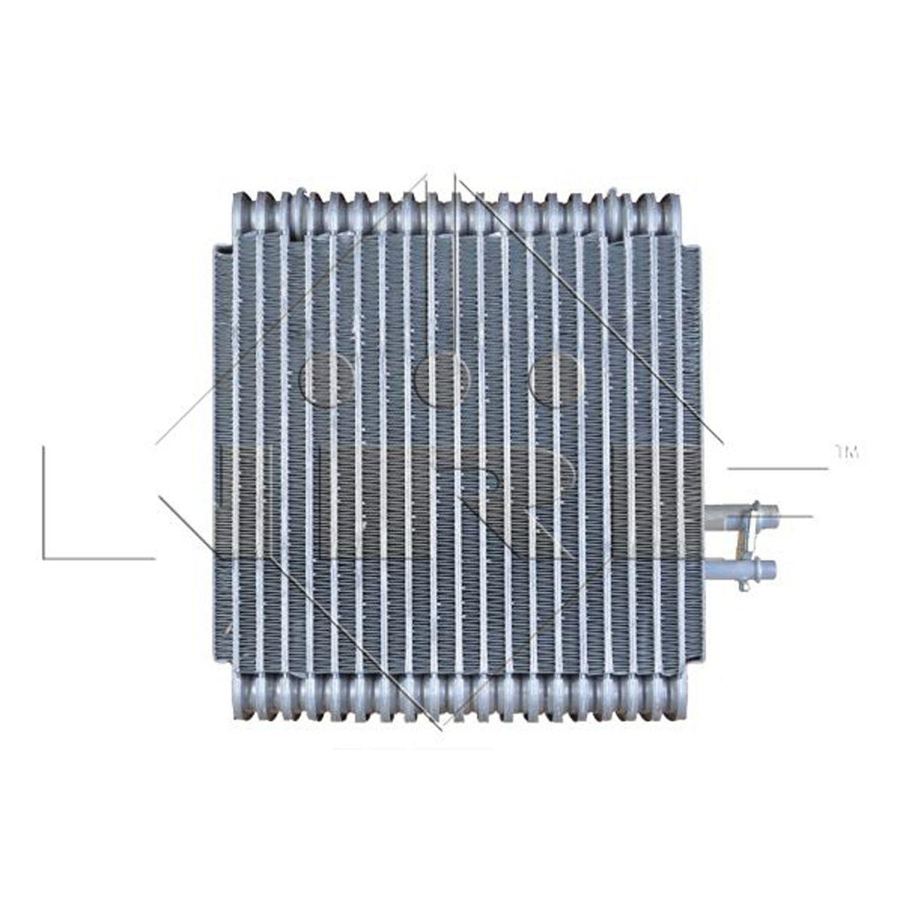 NRF Verdampfer Klimaanlage EASY FIT für FORD Galaxy WGR SEAT Alhambra 7V VW Sharan 7M