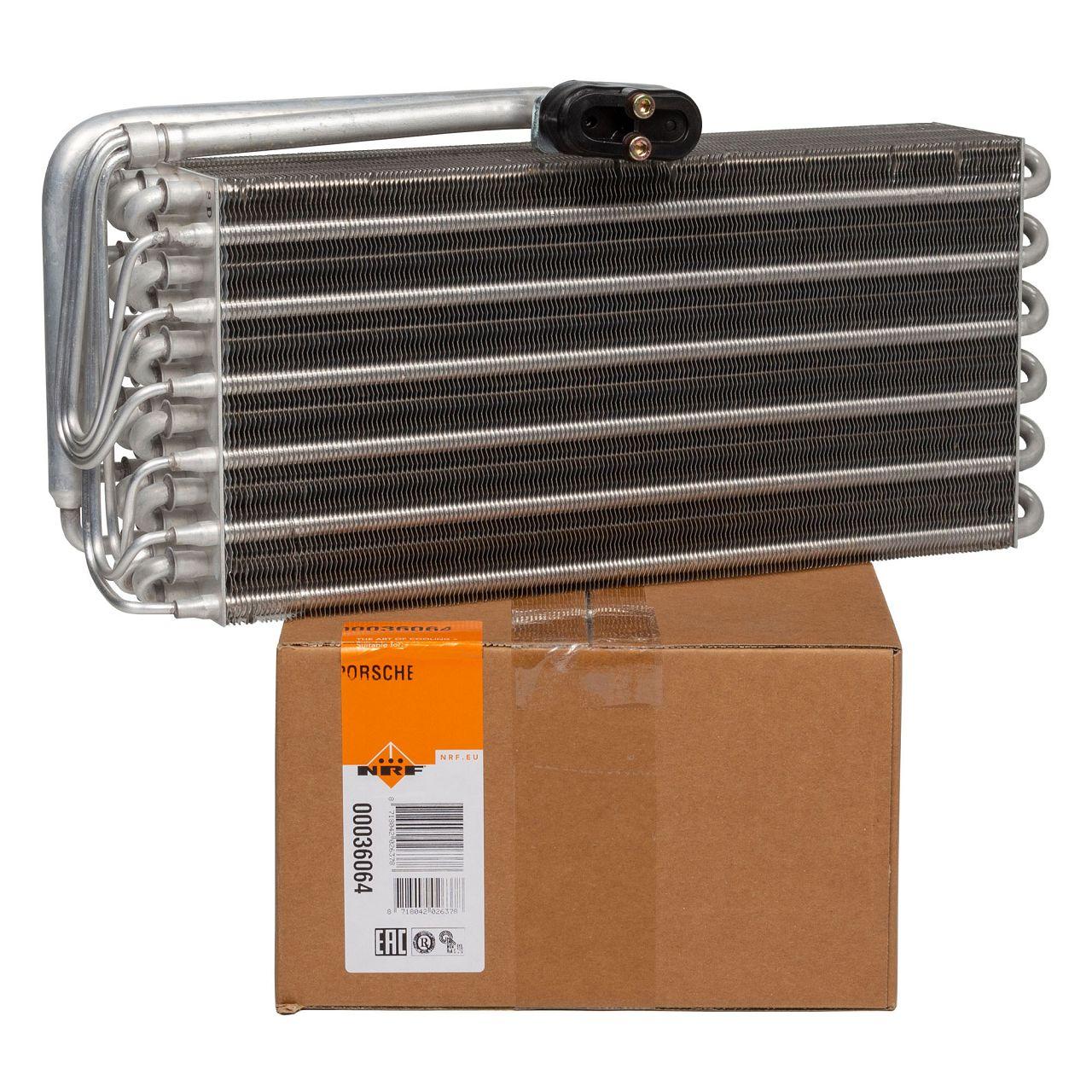 NRF 36064 Verdampfer Klimaanlage PORSCHE 911 993 Cabrio Targa 3.6-3.8 96457390100
