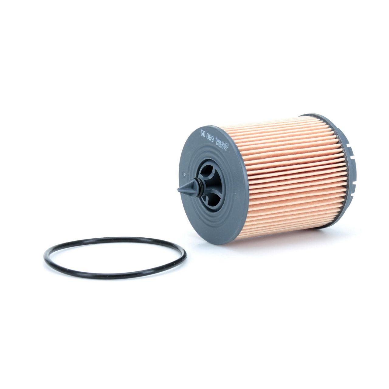 Inspektionskit Filterpaket BEHR für OPEL Astra G Zafira A 2.2 16V 147 PS