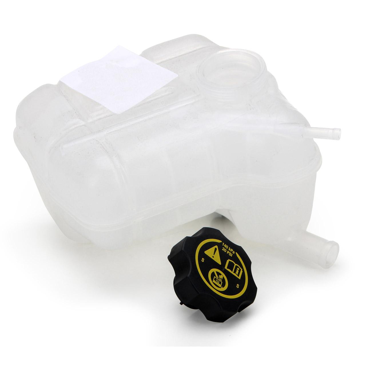 Ausgleichsbehälter + Verschlussdeckel OPEL Insignia A bis Fgst.-Nr. E1100154