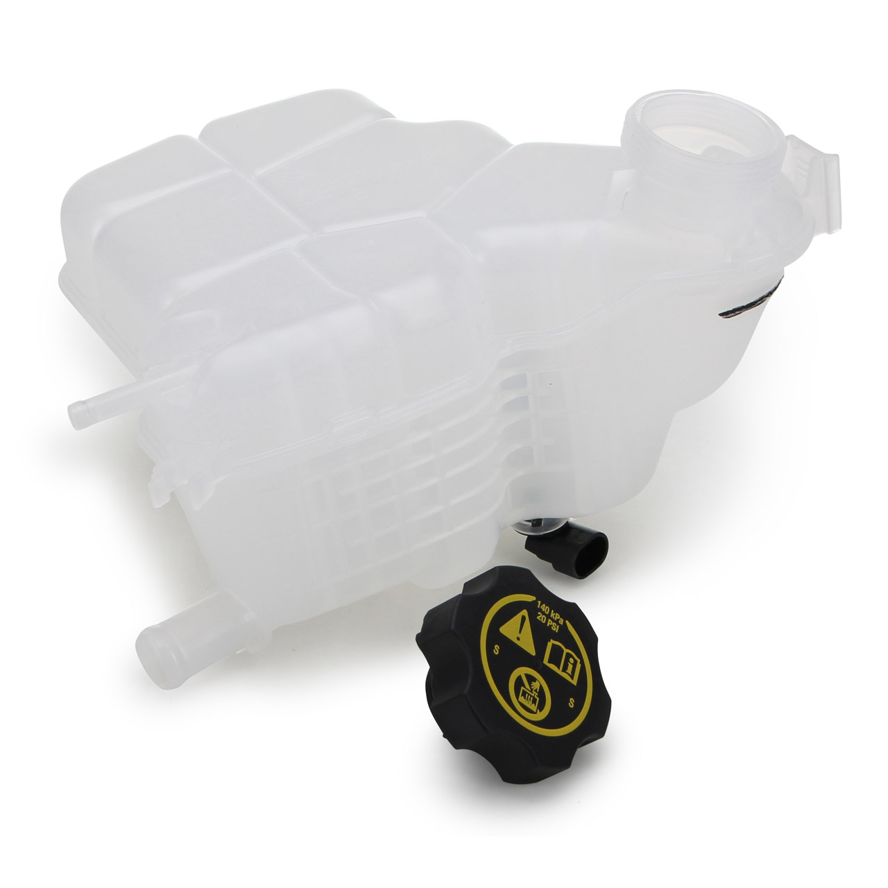 Ausgleichsbehälter + Sensor + Verschlussdeckel OPEL Zafira C bis Fgst. E2999999