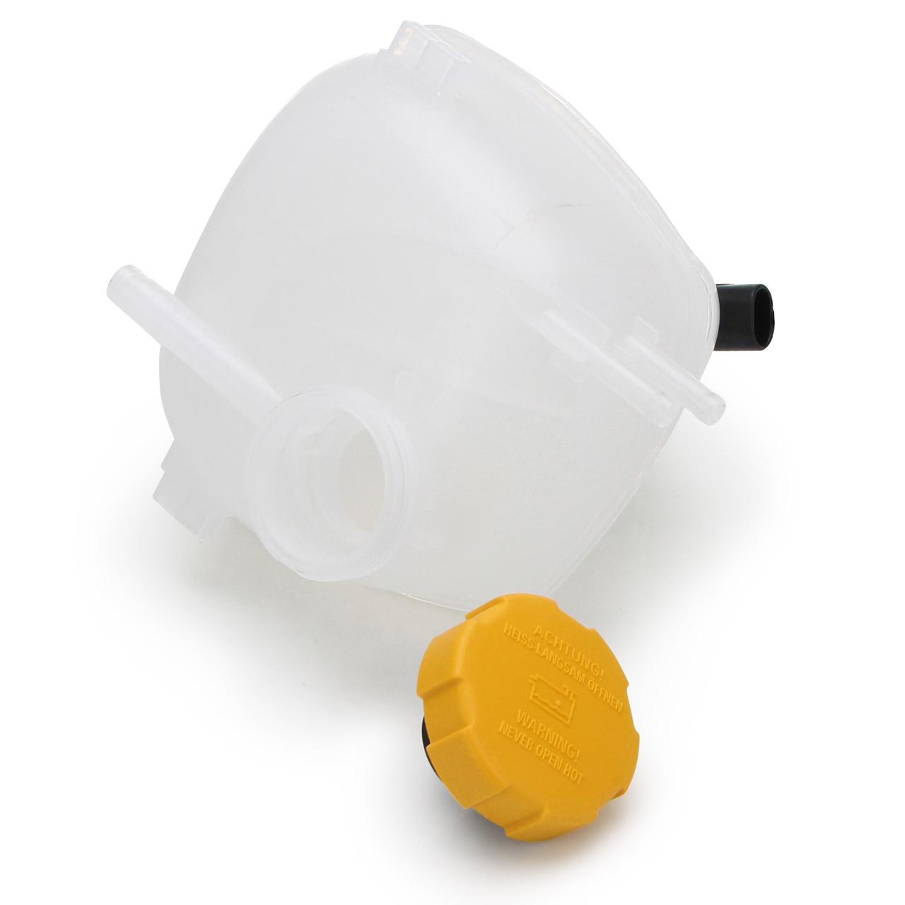 Ausgleichsbehälter + Sensor + Deckel OPEL Signum Vectra C SAAB 9-3 YS3F