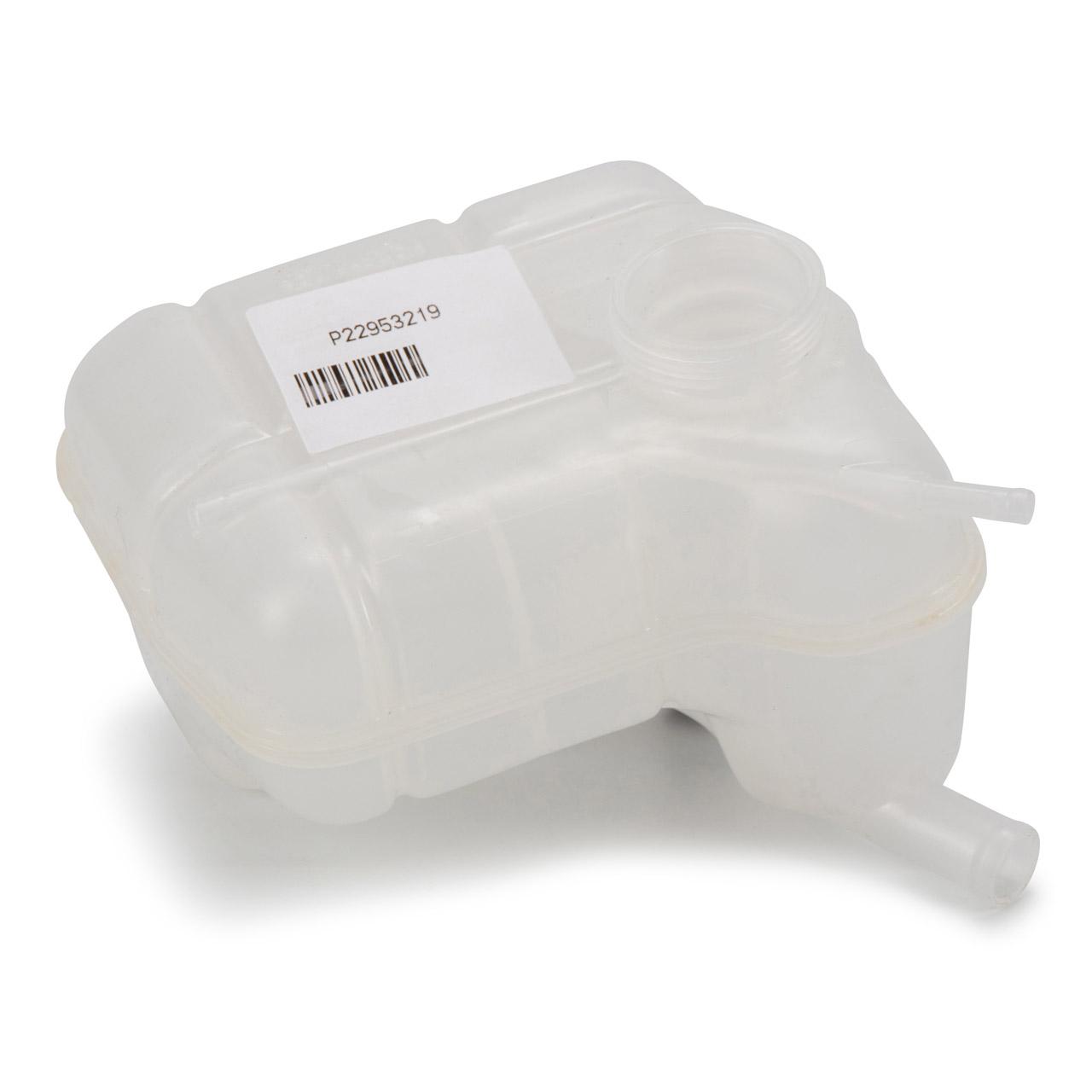 Ausgleichsbehälter Kühlwasser ohne Deckel + Sensor OPEL Insignia A 1304034 / 22953219
