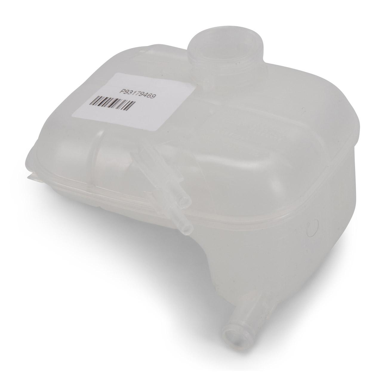 Ausgleichsbehälter Kühlmittelbehälter Behälter ohne Sensor OPEL Astra H 1304241