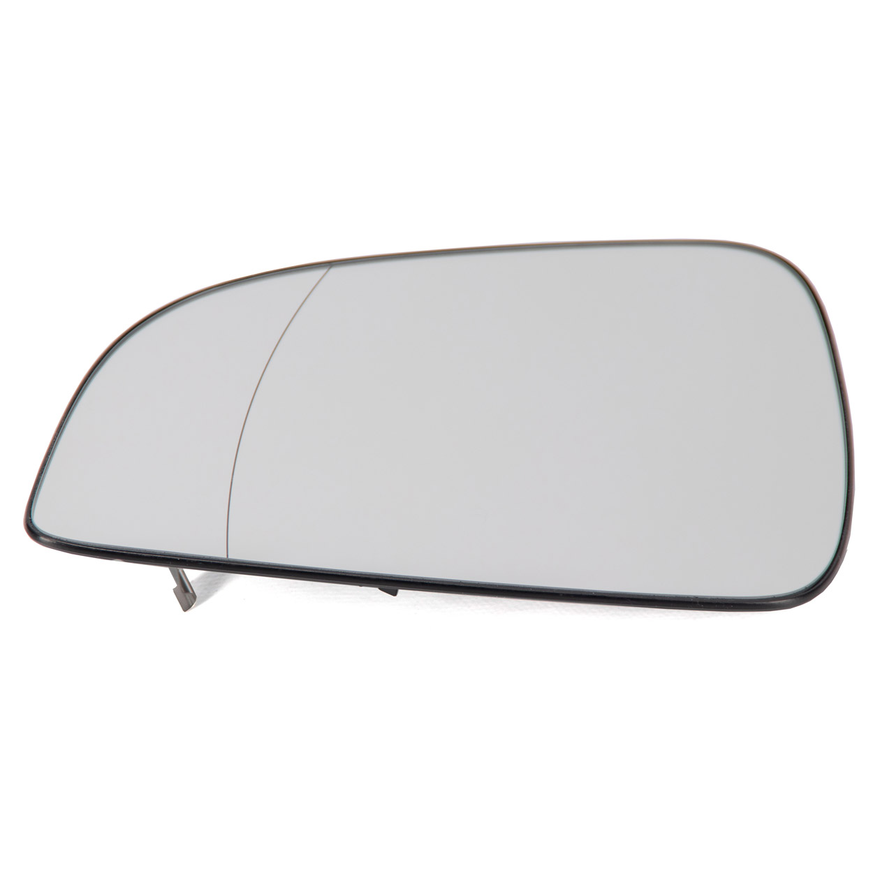 Außenspiegel Spiegelglas beheizbar asphärisch OPEL Astra H links 13300626
