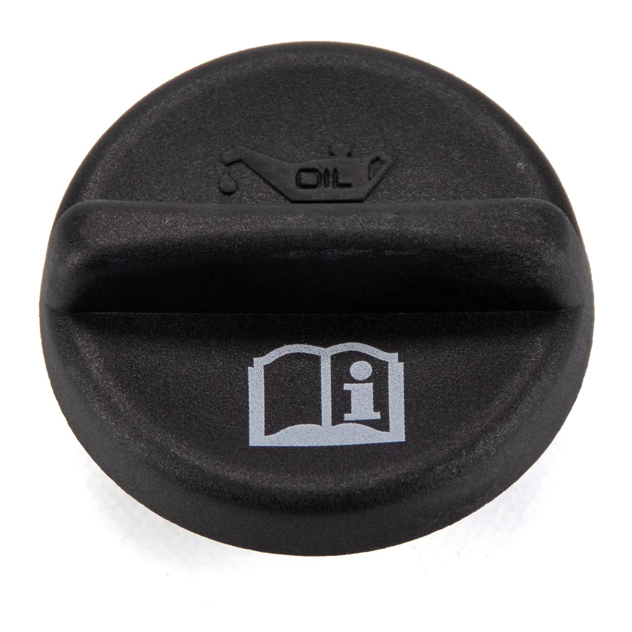 Ölverschlusskappe Öldeckel Ölkappe Ölverschluss OPEL Astra H J Mokka Insignia A 55566555