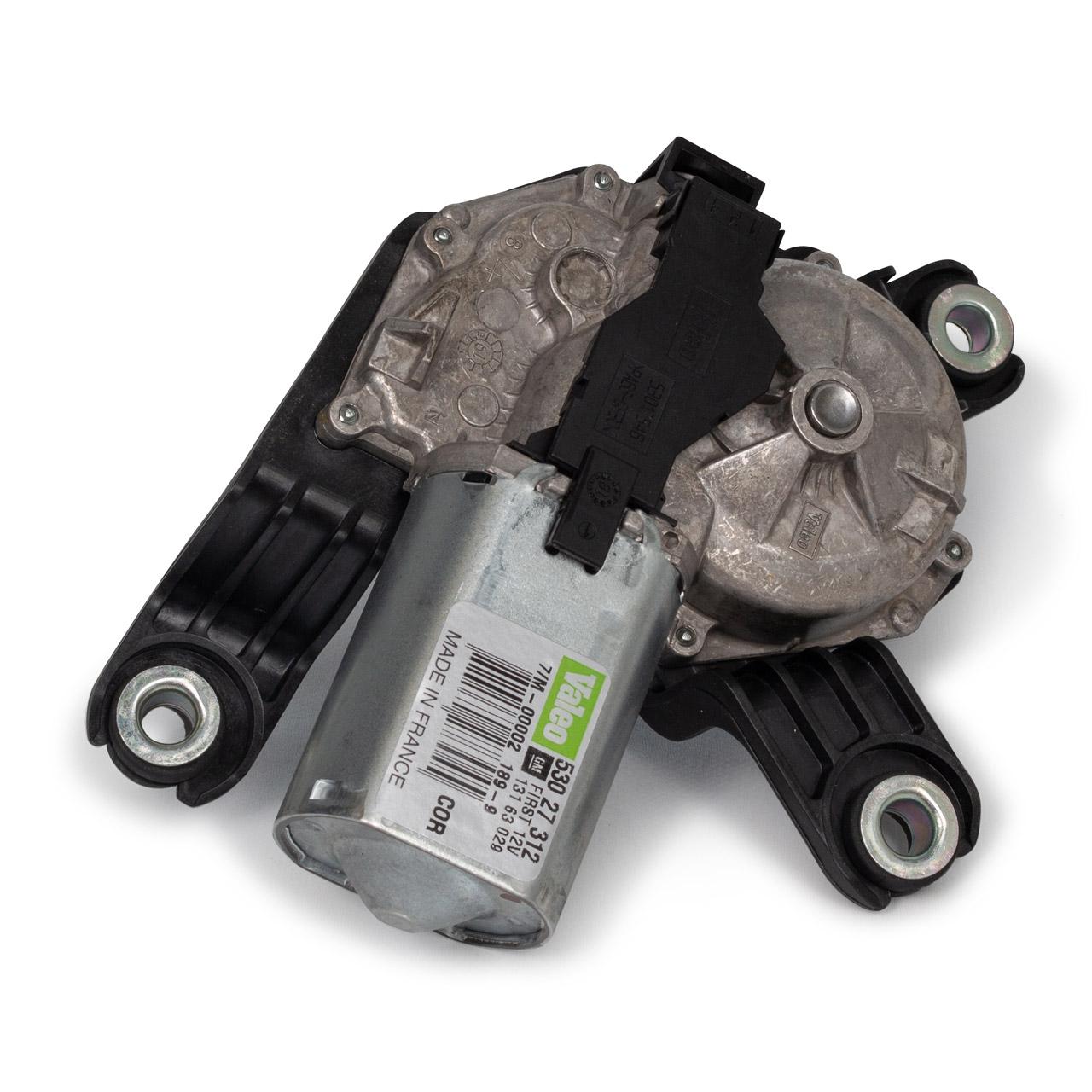 Wischermotor Heckwischermotor OPEL Corsa D (S07) hinten 13163029 / 1273088