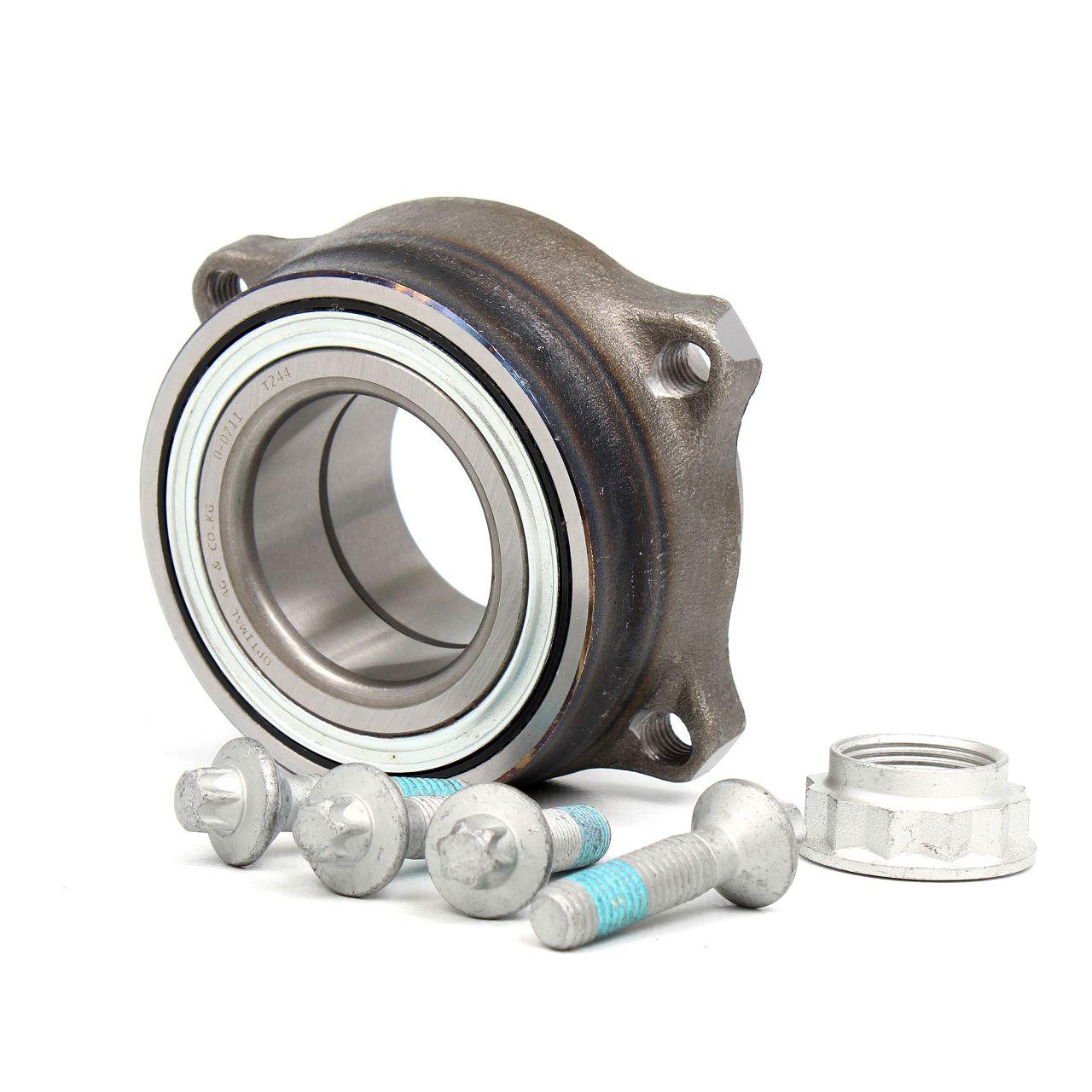 OPTIMAL Radlagersatz MERCEDES W204 W211 W212 W221 vorne / hinten 2119810227