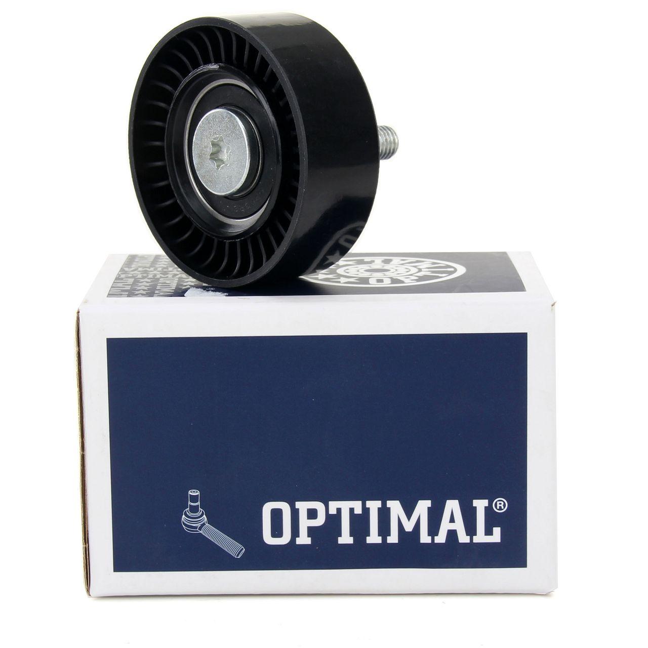 OPTIMAL Spannrolle Keilrippenriemen für BMW 3er E46 316i 318i Z3 E6 1.8 1.9
