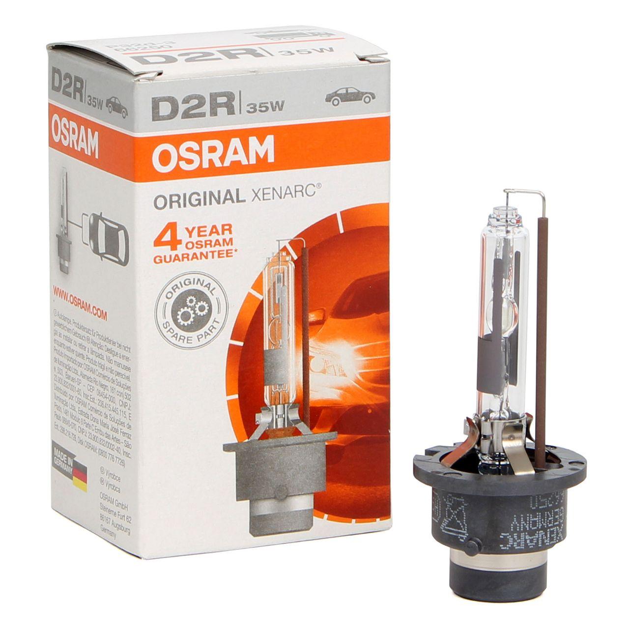 OSRAM Xenarc Xenon Brenner D2R ORIGINAL 85V 35W P32d-3 66250