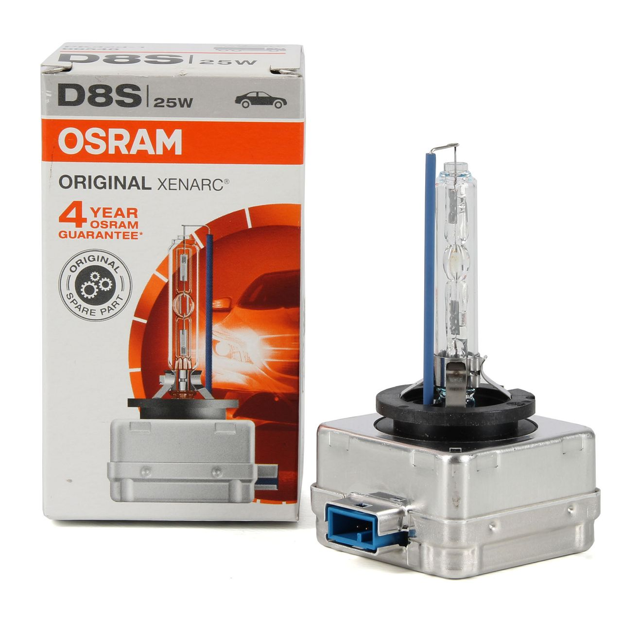 OSRAM 66548 Xenarc Xenon Brenner D8S ORIGINAL 42V 25W PK32d-1