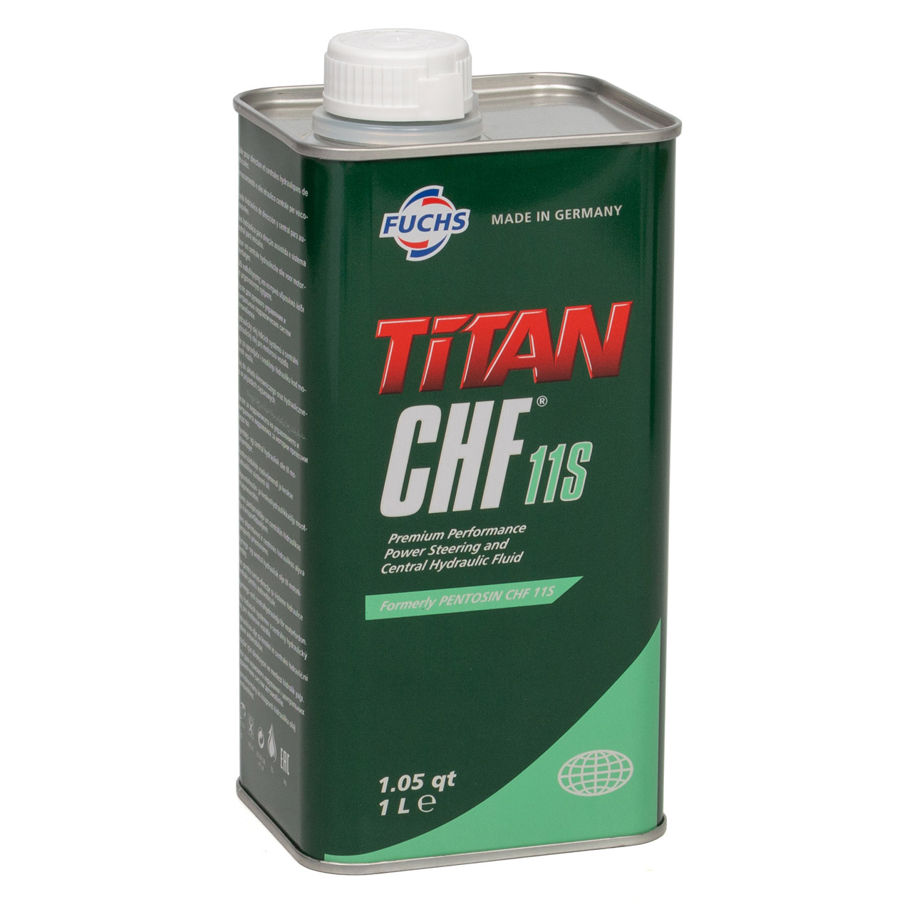 PENTOSIN Hydrauliköl Servolenkungsöl CHF 11S BMW MERCEDES OPEL VW - 1L 1 Liter