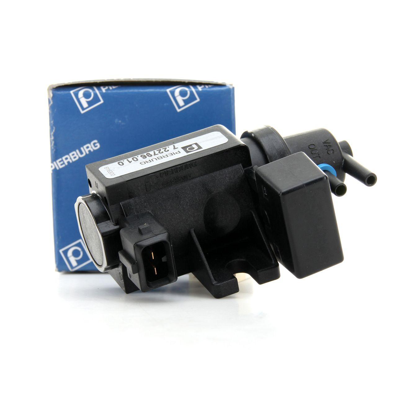 PIERBURG Druckwandler Magnetventil Turbolader BMW 1er E81 3er E46 E90 5er E60 X3