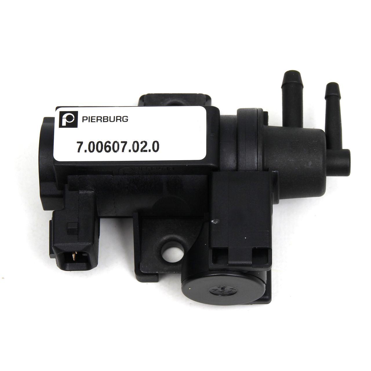 PIERBURG Druckwandler Magnetventil 7.00607.02.0 für ALFA ROMEO FIAT LANCIA
