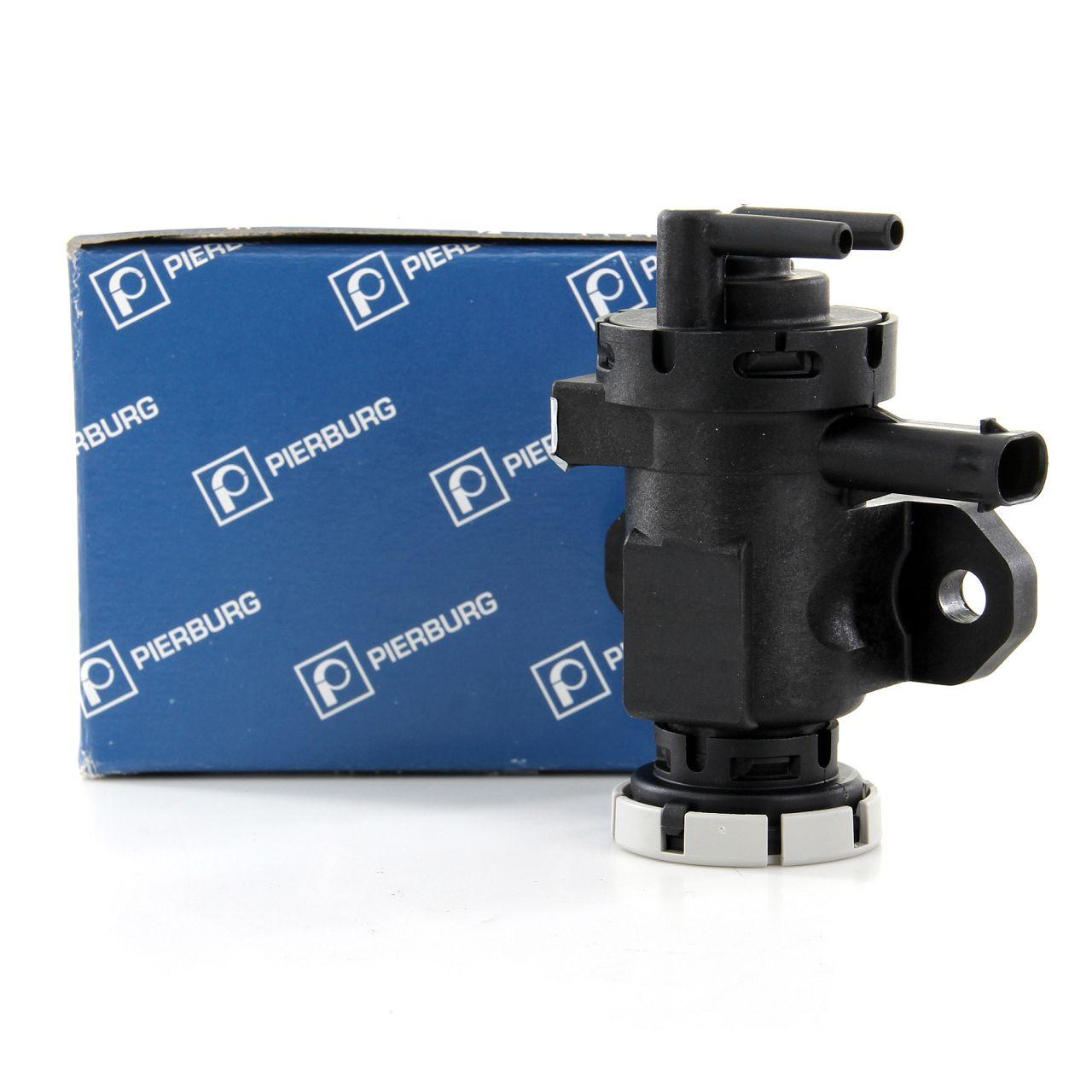 PIERBURG Druckwandler 7.02256.27.0 Magnetventil für Turbolader BMW 11658509323