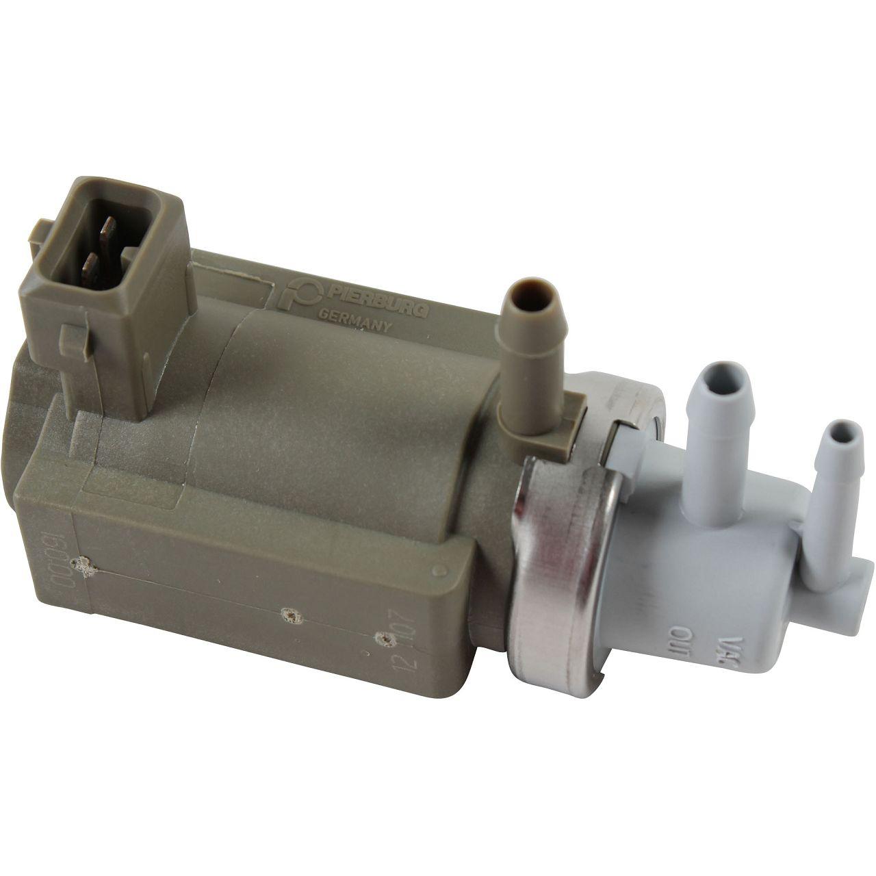 PIERBURG Druckwandler Magnetventil Turbolader für AUDI A8 2.5 TDI 150/180 PS