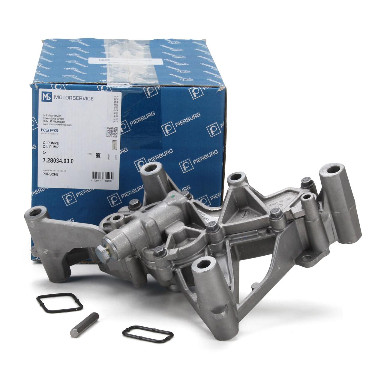 PIERBURG 7.28034.03.0 Ölpumpe für PORSCHE 911 (996) BOXSTER CAYMAN (986 987)