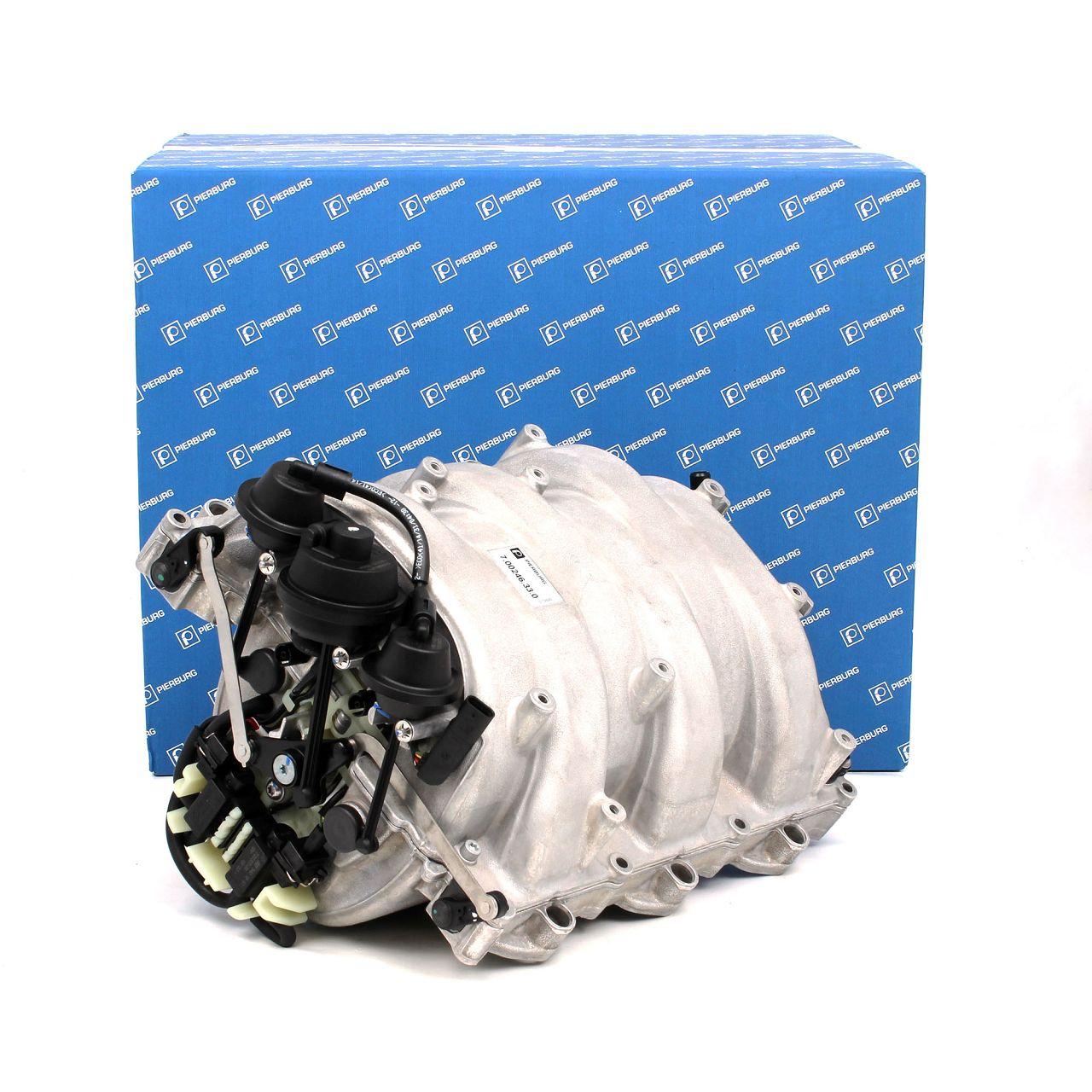 PIERBURG Ansaugkrümmer Saugrohrmodul Saugrohr für MERCEDES-BENZ 230-350 V6 M272