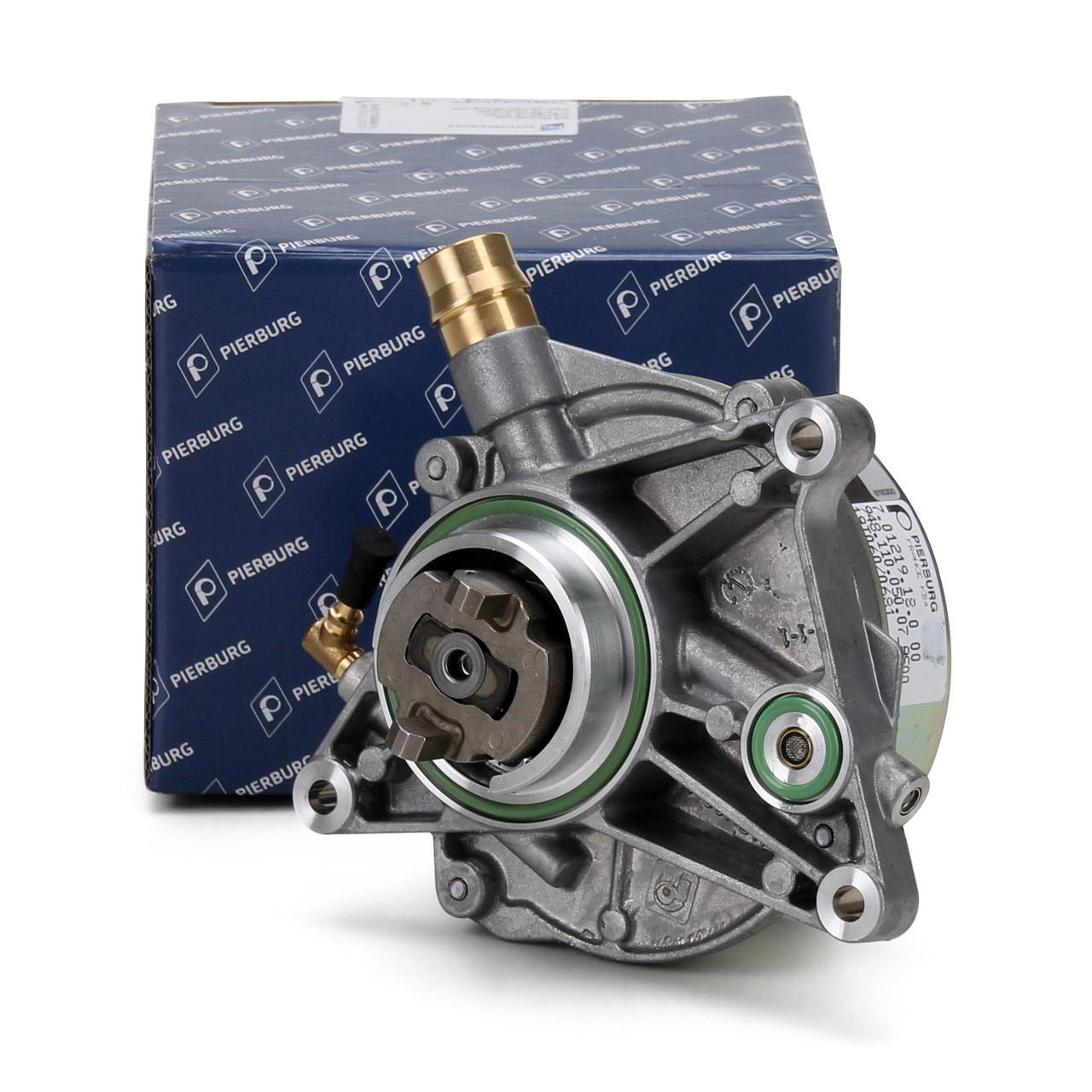 PIERBURG Unterdruckpumpe Bremsanlage für PORSCHE CAYENNE 92A PANAMERA 970 4.8